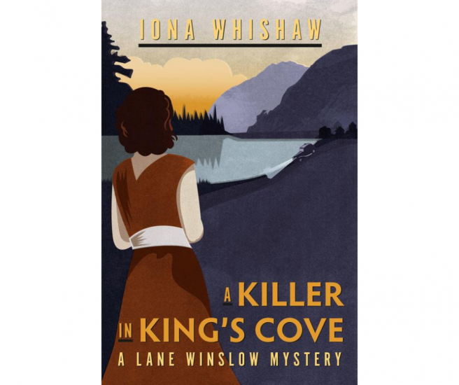 A Killer in King's Cove: A Lane Winslow Mystery