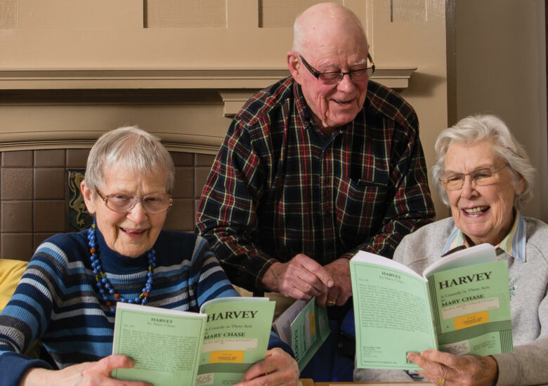 Third Party Book Club Fundraiser